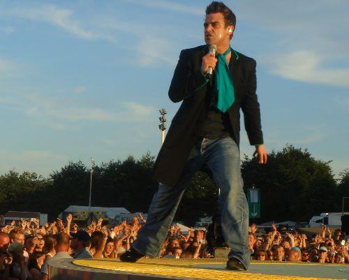 Robbie Williams Biografia Książki Ciekawostki I życiorys Na