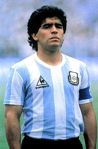 Diego Armando Maradona | Biografia24.pl