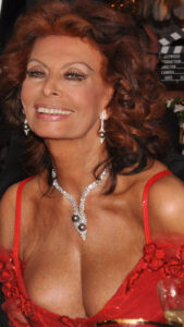 Sophia Loren Biografia Ciekawostki Cytaty Biografia24pl