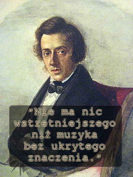 Fryderyk Chopin Biografia Książki I Ciekawostki