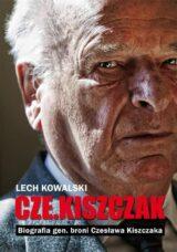 Książka Cze.Kiszczak