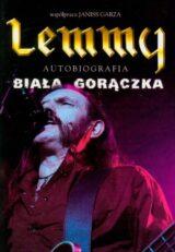 Książka Lemmy Biała gorączka
