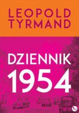 Książka Dziennik 1954