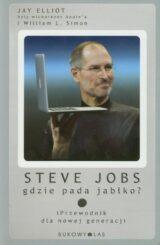 Książka Steve Jobs Gdzie pada jabłko