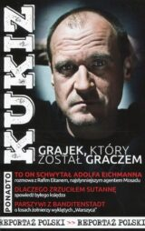 Książka Kukiz Grajek, który został graczem