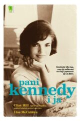 Książka Pani Kennedy i ja