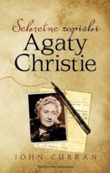Książka Sekretne zapiski Agaty Christie
