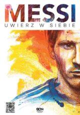 Książka Messi Uwierz w siebie