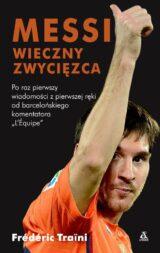 Książka Messi Wieczny zwycięzca