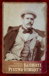 Kazimierz Przerwa-Tetmajer Biografia