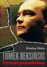 Tomek Beksiński Portret prawdziwy