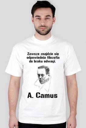 Camus – zawsze znajdzie się filozofia