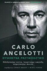 Książka Carlo Ancelotti Dyskretne przywództwo