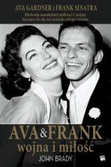 Książka Ava i Frank. Wojna i miłość