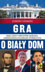 Książka Gra o Biały Dom