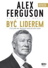 Książka Alex Ferguson Być liderem