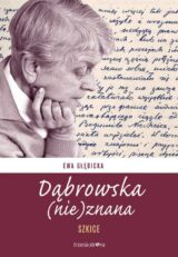 Książka Dąbrowska (nie)znana