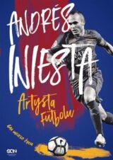 Książka Andrés Iniesta Artysta futbolu