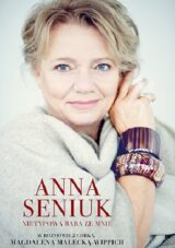 Książka Anna Seniuk Nietypowa baba jestem