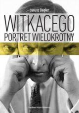 Książka Witkacego portret wielokrotny