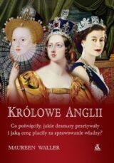 Książka Królowe Anglii