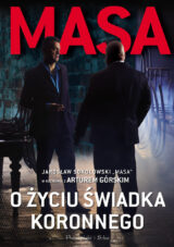 Książka Masa o życiu świadka koronnego