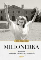 Książka Milionerka Zagadka Barbary Piaseckiej-Johnson