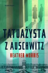 Książka Tatuażysta z Auschwitz
