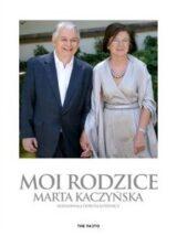 Książka Moi rodzice