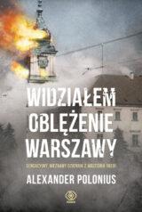 Książka Widziałem oblężenie Warszawy