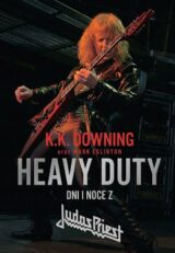 Książka Heavy duty. Dni i noce z Judas Priest