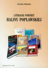 Książka Literacki portret Haliny Popławskiej