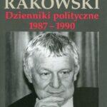 Dzienniki polityczne 1987-1990