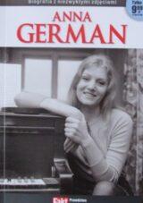 Książka Anna German. Biografia z niezwykłymi zdjęciami