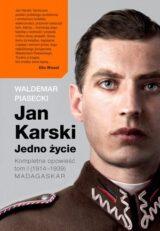Książka Jan Karski. Jedno życie. Kompletna opowieść. Tom 1 (1914–1939) Madagaskar