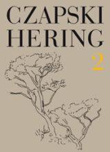 Książka Czapski, Hering. Listy, tom 2