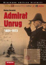 Książka Admirał Unrug