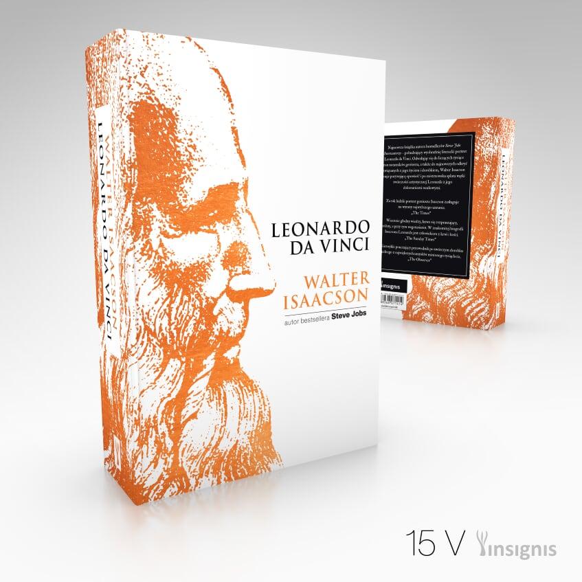 15 maja premiera wyjątkowej książki o Leonardo da Vincim