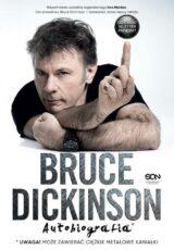 Książka Bruce Dickinson. Do czego służy ten przycisk? Autobiografia