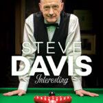 Steve Davis. Interesting. Autobiografia legendy snookera