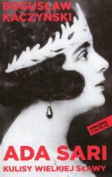 Ada Sari. Kulisy wielkiej sławy + CD