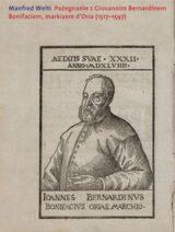 Książka Pożegnanie z Giovannim Bernardinem Bonifaciem, markizem d'Oria (1517-1597)