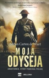 Książka Moja Odyseja