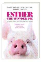 Książka Esther the Wonder Pig, czyli jak dwóch facetów pokochało świnię