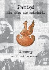 Pamięć nie dała się zgładzić. Memory would not be erased