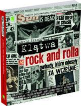 Książka Klątwa rock and rolla. Gwiazdy, które odeszły za wcześnie