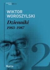 Książka Dzienniki. Tom 2. 1983-1987