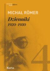 Książka Dzienniki. Tom 4. 1920-1930