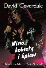David Coverdale Wino kobiety i śpiew
