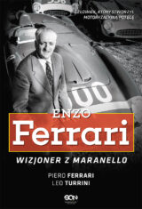 Książka Enzo Ferrari. Wizjoner z Maranello